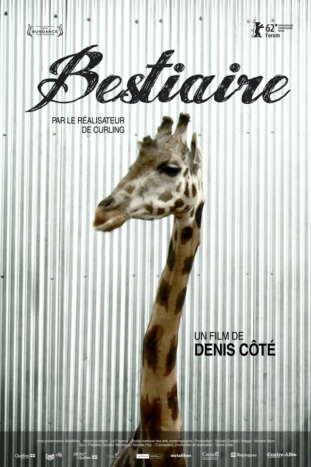 Bestiaire > Site officiel VF  -  Un film de Denis Côté