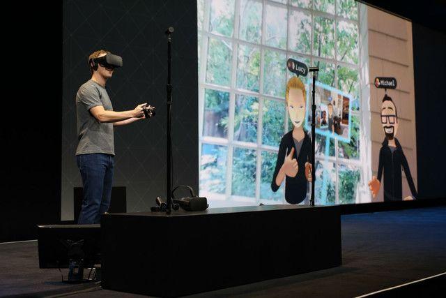 Επένδυση 3 δις δολάρια σε VR από το Facebook