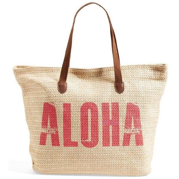 25  Best Ideas about Woven Beach Bags on Pinterest | Summer bags ...