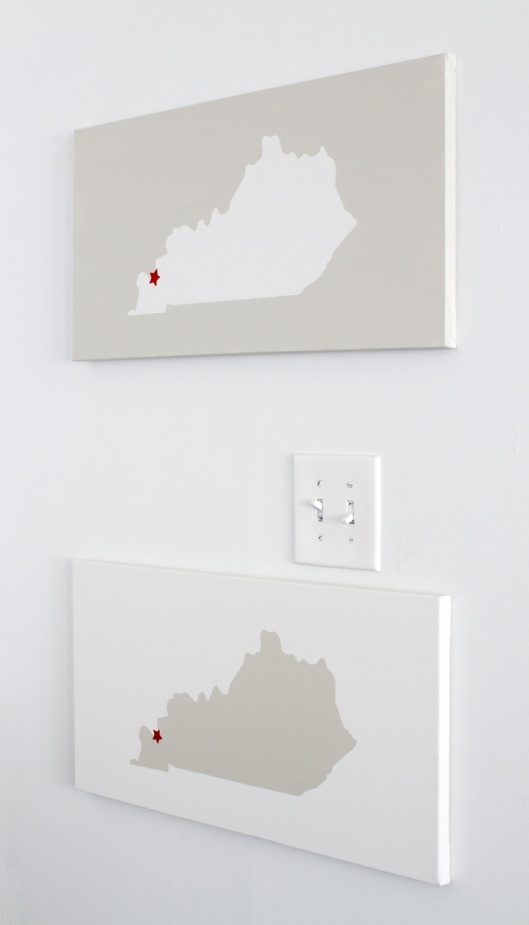 cute except you'd have to move that star WAY over- Simply vinyl project!
