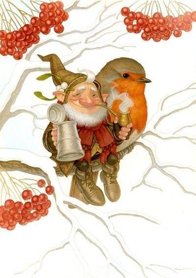 les 328 meilleures images propos de lutins korrigans farfadets gnomes sur pinterest. Black Bedroom Furniture Sets. Home Design Ideas