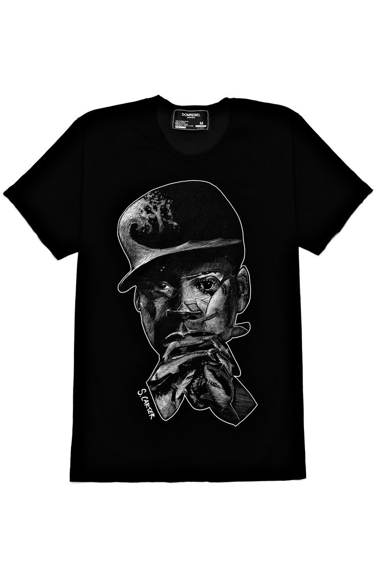 Carter T-Shirt - Dom Rebel