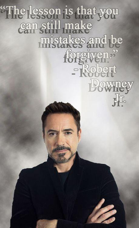 30 Famous Quotes By Robert Downey Jr Robert downey jr