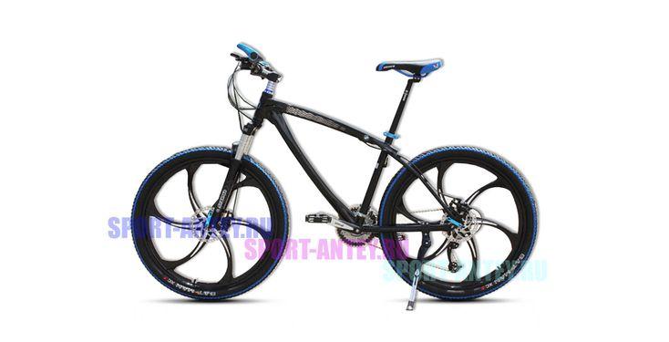 Велосипед BMW X1 Black Line