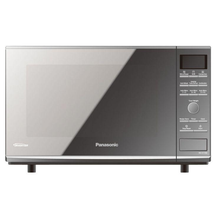 Prestige inverter microwave panasonic genius