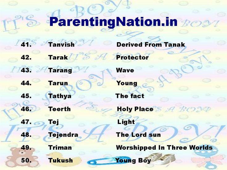 boy baby names in tamil language pdf