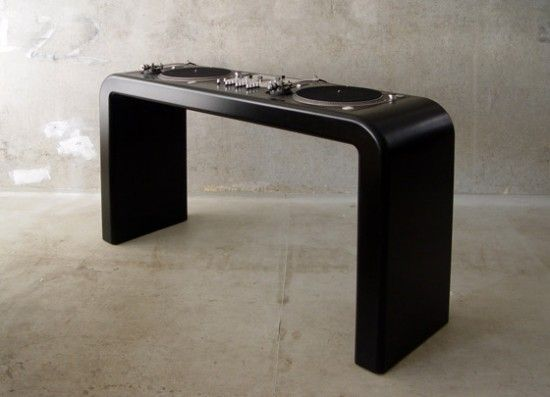 Inspirational DJ Desks
