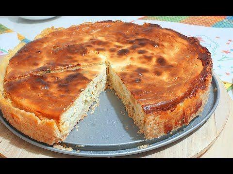 Творожный Пирог с Цукатами. Обалденно Вкусный!