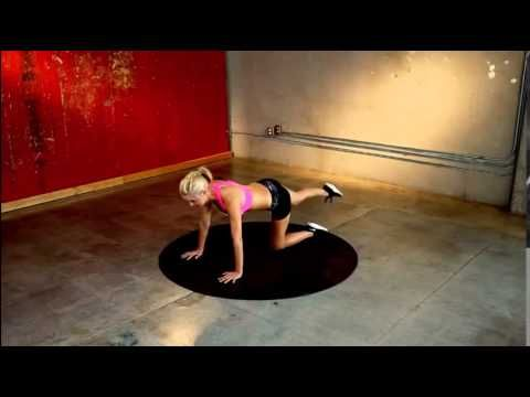 Cellulite Burning Exercises: How To Lose Leg Fat & Get Rid Of Cellulite Fast - YouTube