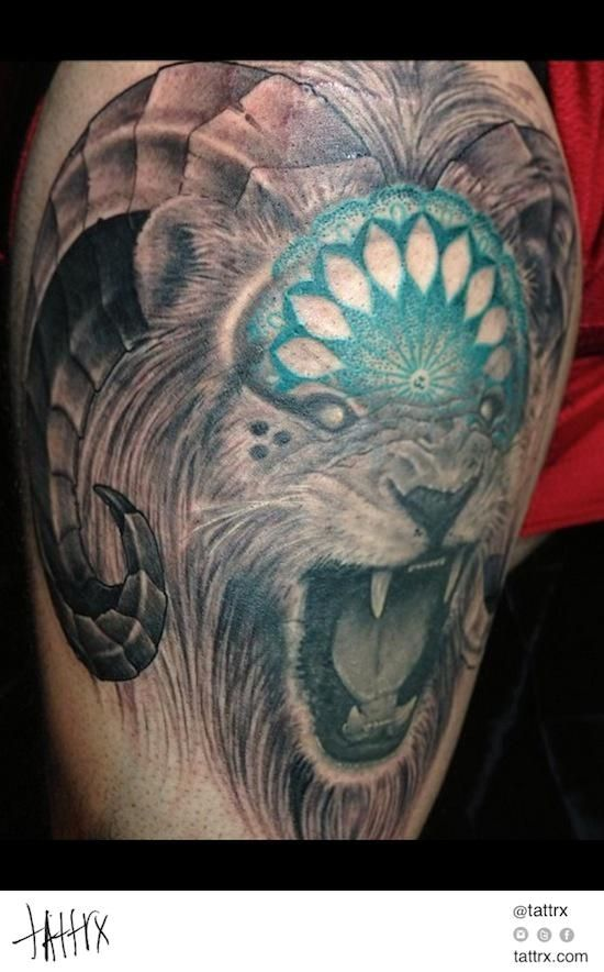 Dream Tattoo Tours. Perfect Chinese Zodiac Tiger Tattoo Get In Depth ...