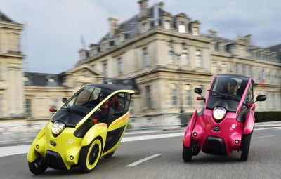 iRoad is hitting the streets of Paris, France. www.shazzarazza.com