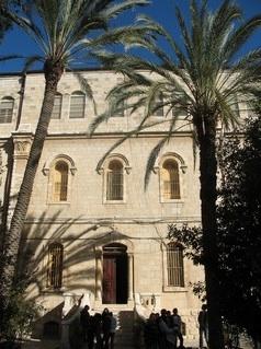 Escuelas en Jerusalén
