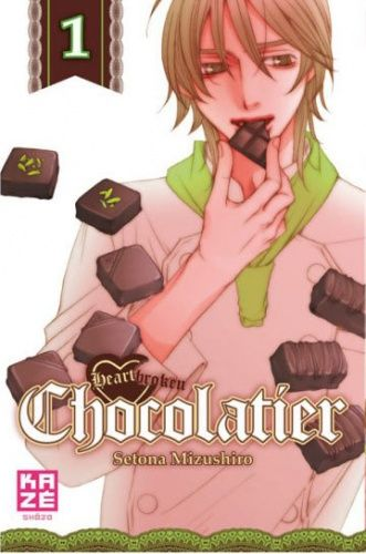 Heartbroken Chocolatier Vol. 1