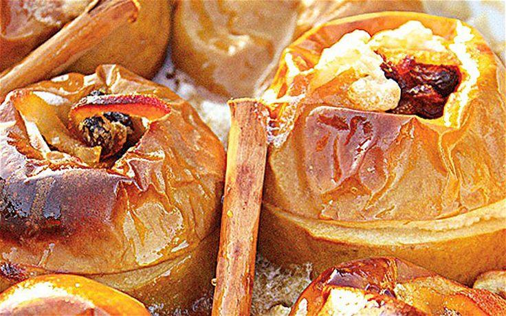 healthy rosh hashanah menu