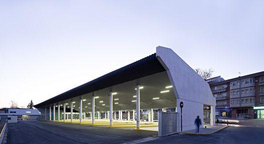 Bus Station,© Javier Callejas
