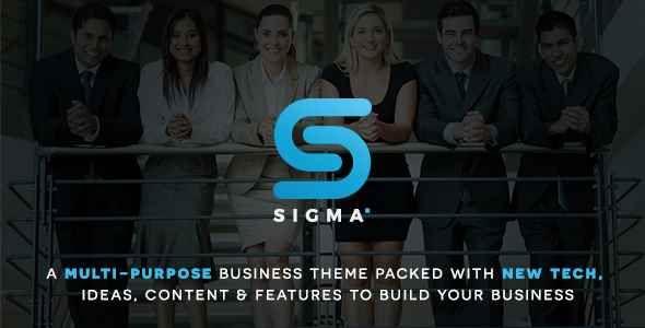 SIGMA | Business Multi-purpose & Latest Technology Responsive WordPress Theme Free Download – #Business #Download #Free #Latest #Multi