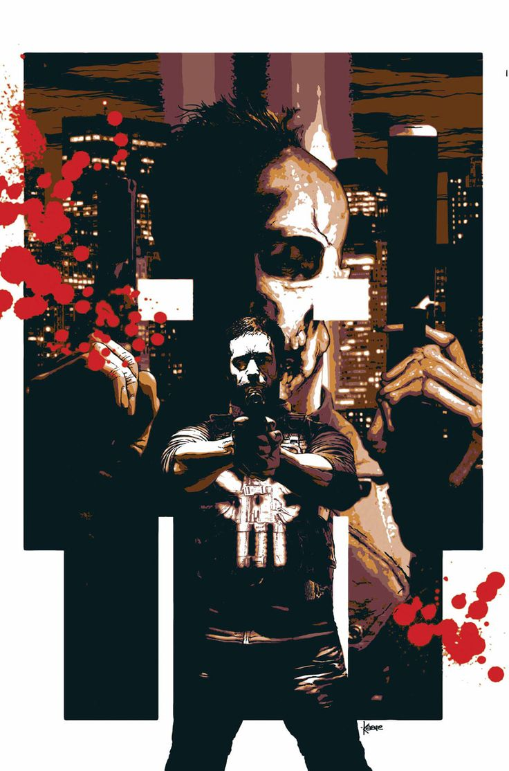 Punisher by Kaare Andrews *