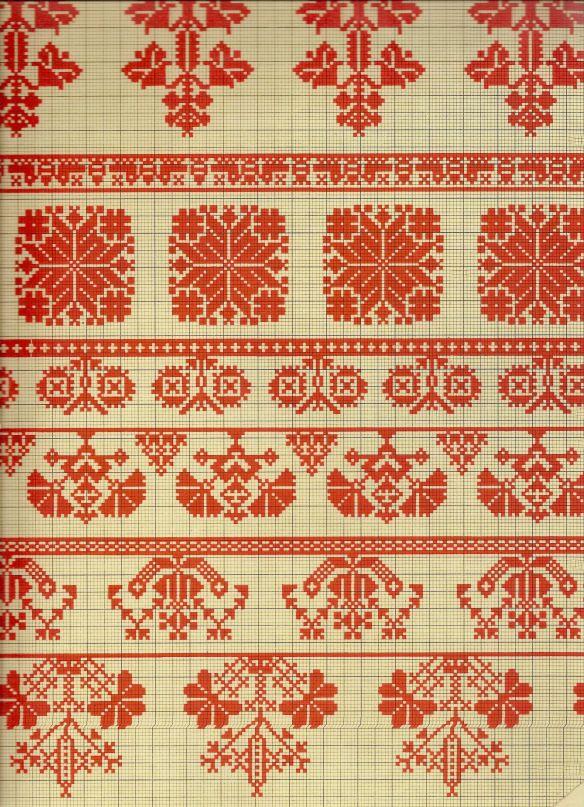 Cross Stitch Pattern   its her (man)ifesto