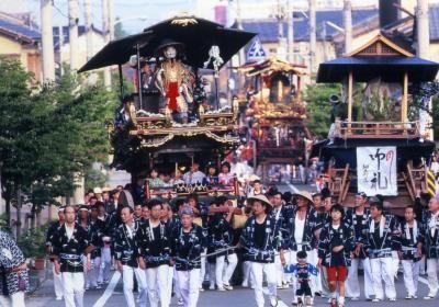 村上大祭/にいがた観光ナビ