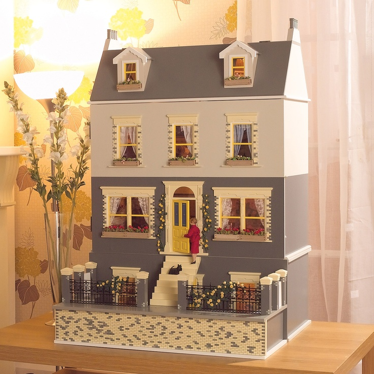 Design Your Own Victorian Home: 1000+ Images About Dollhouse Fun On Pinterest