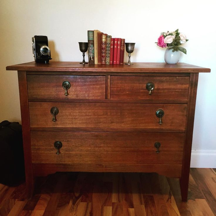 This dresser is antique perfection. Beautifully restored with all original hardware