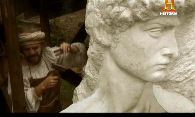Michelangelo Buonarroti - Una Superestrella