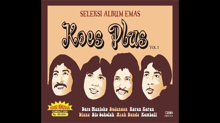 ANAK MANJA – KOES PLUS karaoke tanpa vokal ( instrumental ) cover