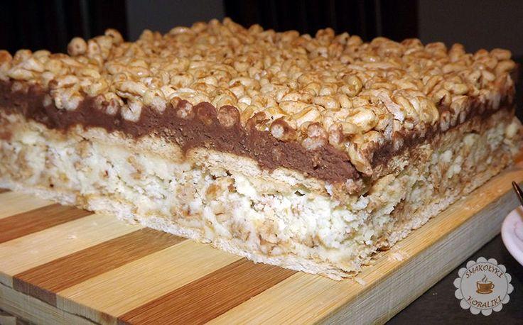 Kinder Country – ciasto bez pieczenia