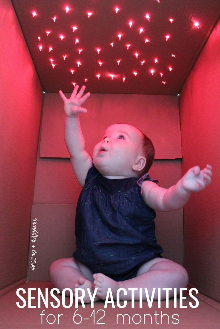 8cafb1c9a Sensory Activities 6-12 Months