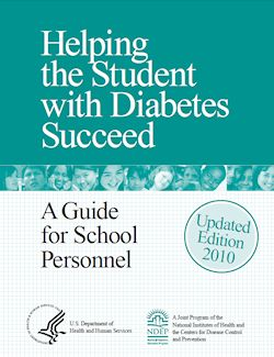 Diabetes at School. Tons of links and useful information.