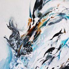 Maggi Hambling, Heron 3