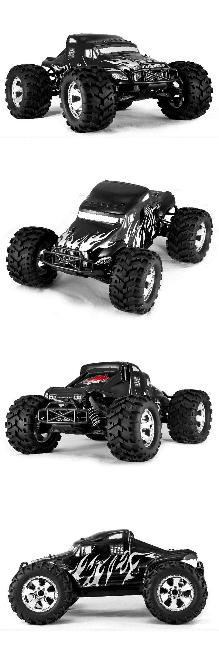 Cars Trucks and Motorcycles 182183: Redcat Racing Earthquake 3.5 1 8 Scale Nitro Monster Truck Semi 2 Speed 4X4 Rc -> BUY IT NOW ONLY: $269.99 on eBay!