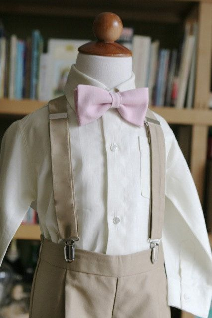 Full outfit of Pants Bow tie Hat by finehandmadeclothing on Etsy, $222.00