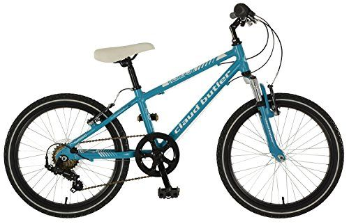 Claud Butler Razor 20`` Boys Bike - 6 Speed (2016) Lightweight alloy frame, front suspension fork, 6 speed Shimano gears and alloy rims/hubs, make our Razor an excellent bike for kids who like to explore (Barcode EAN = 5060348412663). http://www.comparestoreprices.co.uk/december-2016-3/claud-butler-razor-20-boys-bike--6-speed-2016-.asp