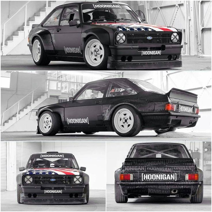 """Here's a first look at Ken Block's 