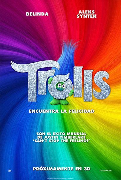 Trolls (2016) online o descargar gratis HD