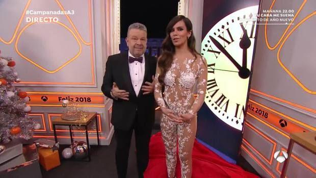 El vestido de Cristina Pedroche: Lo más comentado esta semana