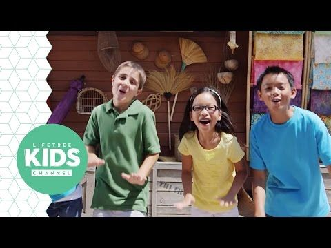 Forever Love, Forever God   Cross Culture Thailand VBS Music Video   Group Publishing - YouTube