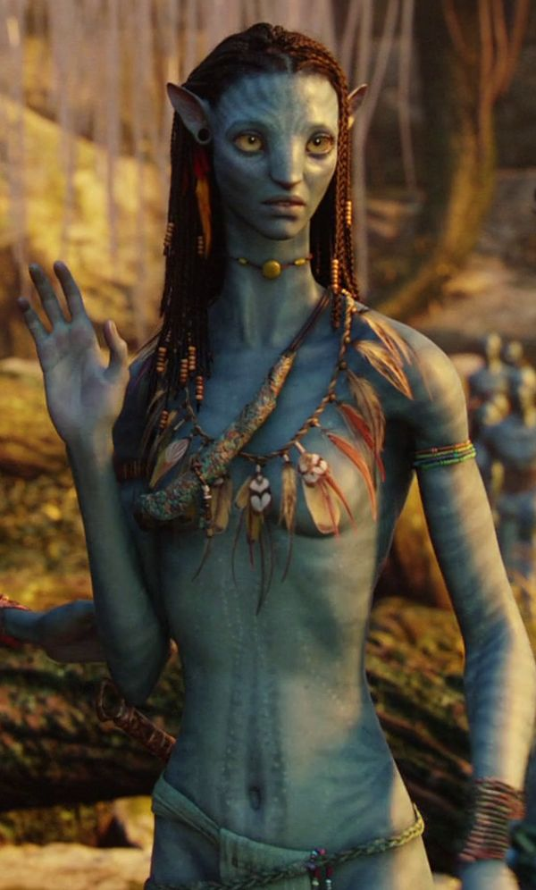 Avatar Neytiri by Prowlerfromaf on deviantART