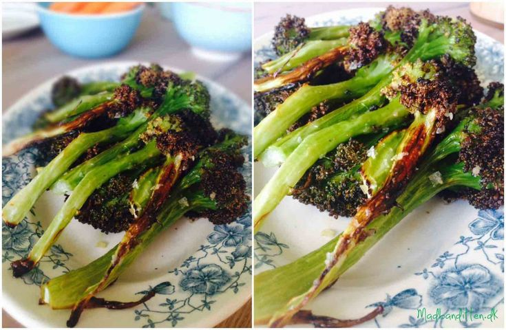 broccolifritter LCHF