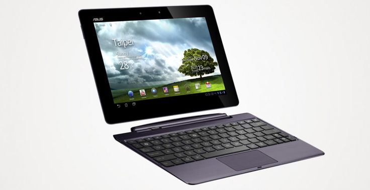 Asus EEE Pad Transformer Prime. I want to get one of these - fit my desire for a Tablet as well as a netbook.  They are releasing a new model in April (or thereabouts) so hopefully I can get one then.