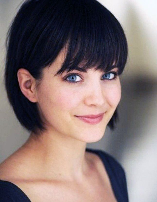 Best 25 bob with bangs ideas on pinterest bob haircut with 12 hairstyles that will make you want bangs again urmus Image collections
