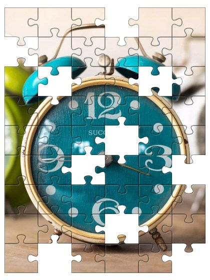 Free Jigsaw Puzzle Online - ALARM CLOCK  #Game #JigsawPuzzle #Puzzle #jigsaw