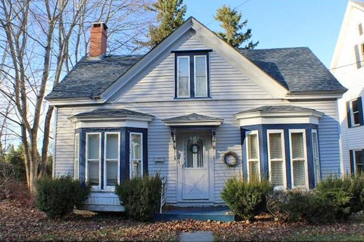 Maine | Property Location | Old Houses For Sale and Historic Real Estate Listings
