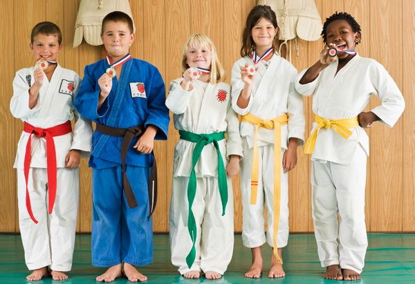 Martial arts can improve self-esteem, focus, and coordination for ADHD Children!