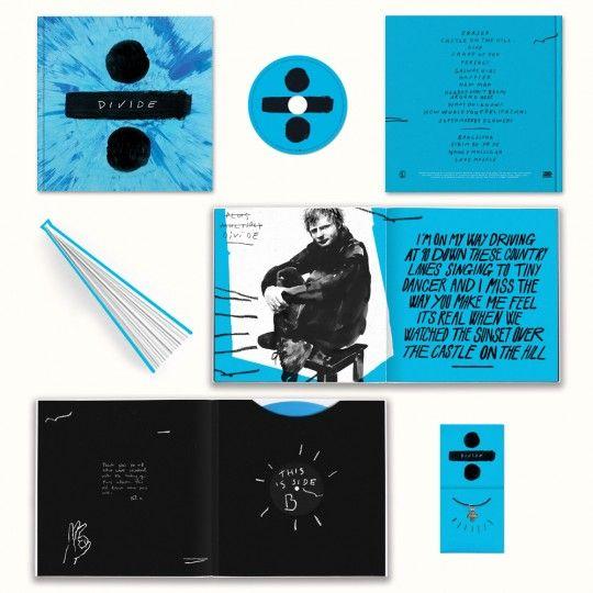 ÷ (Deluxe Boxset) Ed Sheeran Store