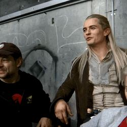 Elven Nick-Nacks - Behind the scenes with father and son ...