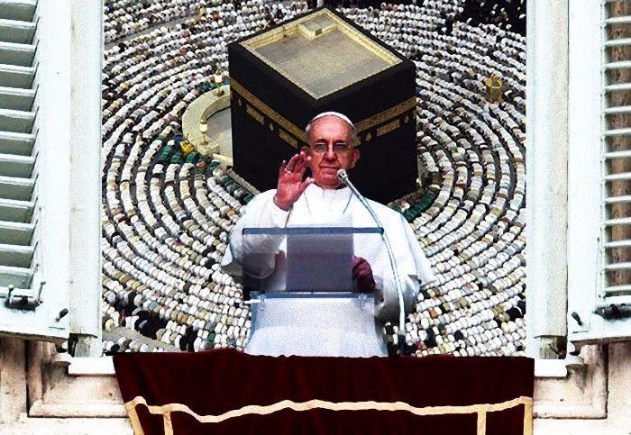 Crislã? Vaticano vai realizar orações islâmicas pela primeira vez na história