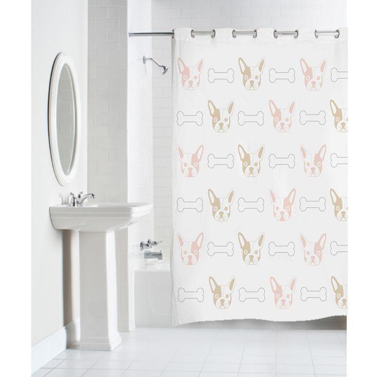 Las 25 mejores ideas sobre cortinas de ducha en pinterest - Cortinas para cuartos de bano ...
