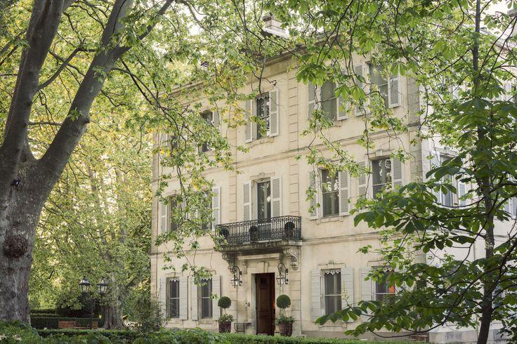 583 migliori immagini gardens of the cote d 39 azur provence for Disegni di casa chateau francese
